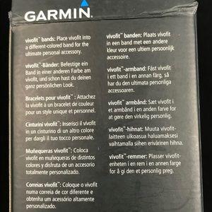 garmin Jewelry - Garmin Three Vitofit Bands, Small